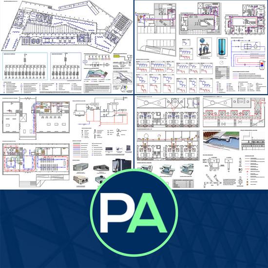 PFC Arquitectura - Ayuda con el diseño y el cálculo de las instalaciones del PFG TFG TFM de arquitectura